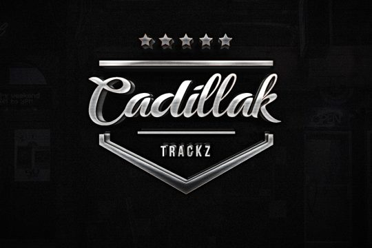 Cadillaktrackz Custom Logo Design