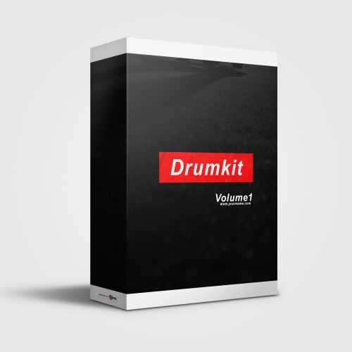 Premade Drumkit Box Design 065