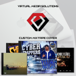 Custom Mixtape Cover Design