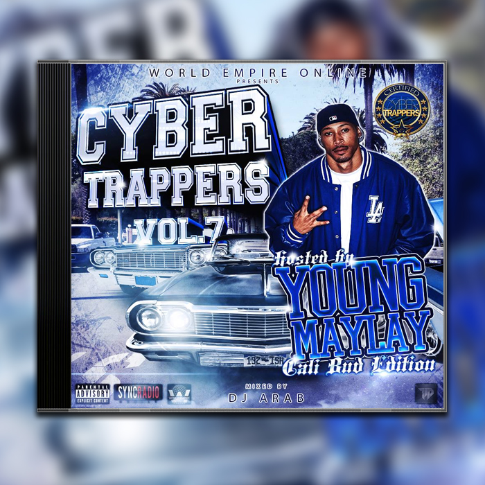 Cyber Trappers Vol.7