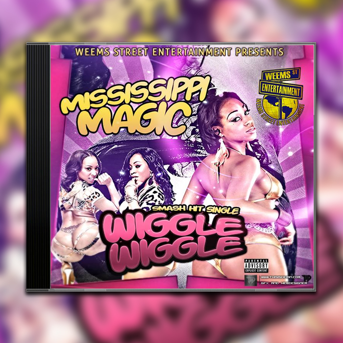 Mississippi Magic – Wiggle Wiggle