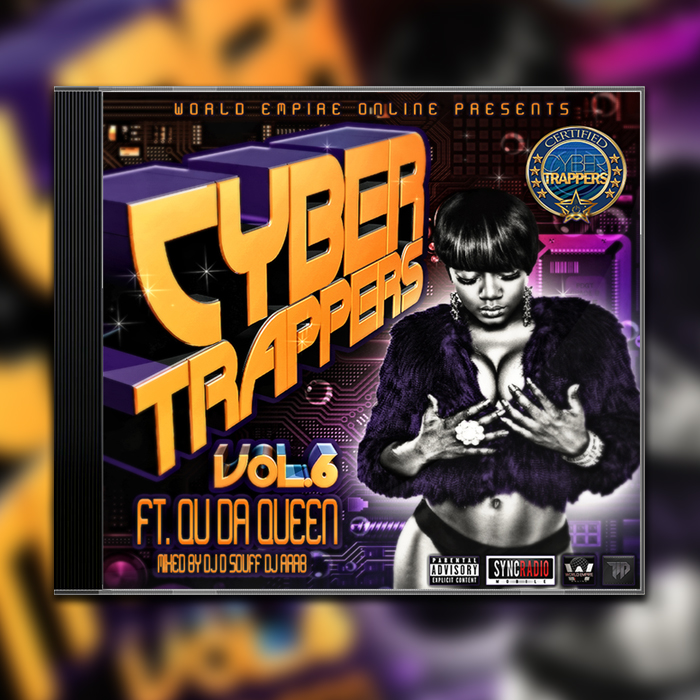 Cyber Trappers Vol.6