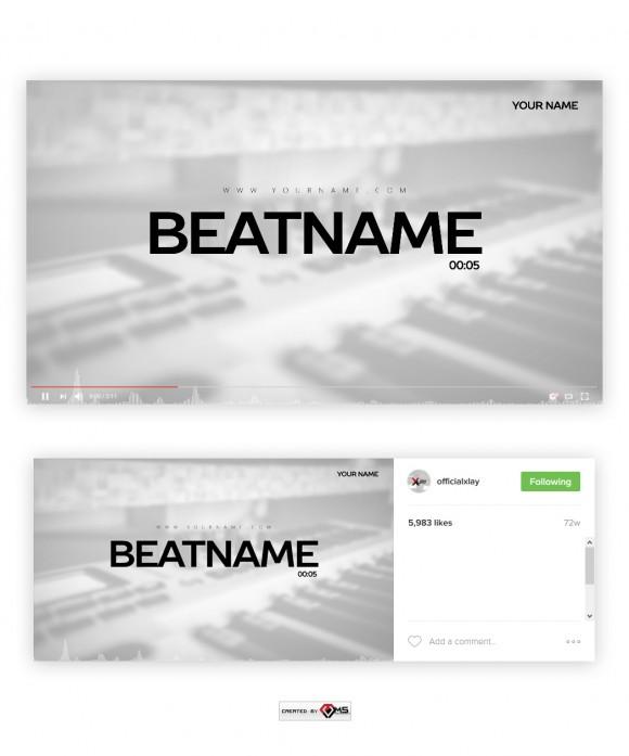 Premade Audio Visualizer 057