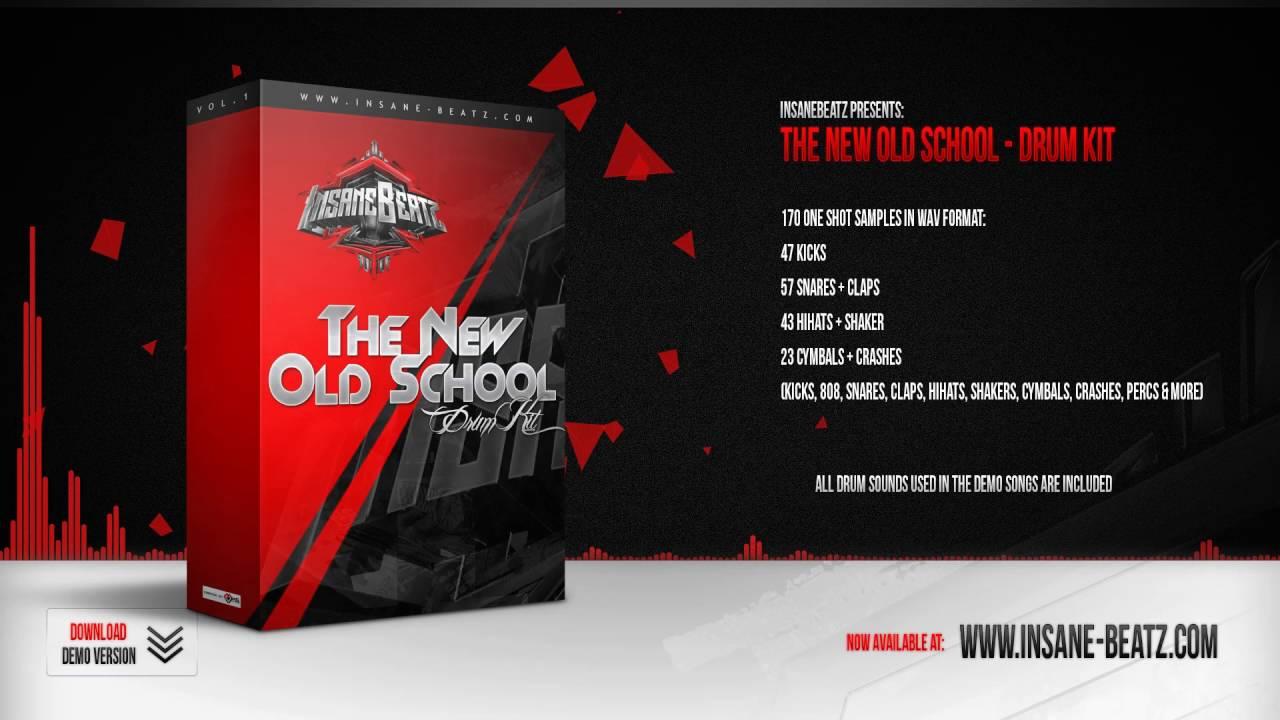 Insane Beatz – The New Old School