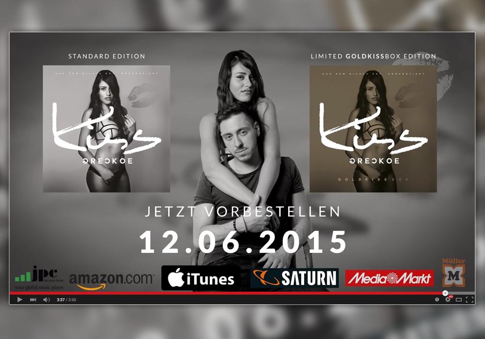 Greckoe – Kiss – Promo Video