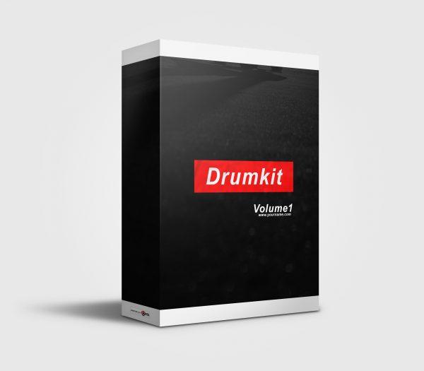 Premade Drumkit Box Design 065