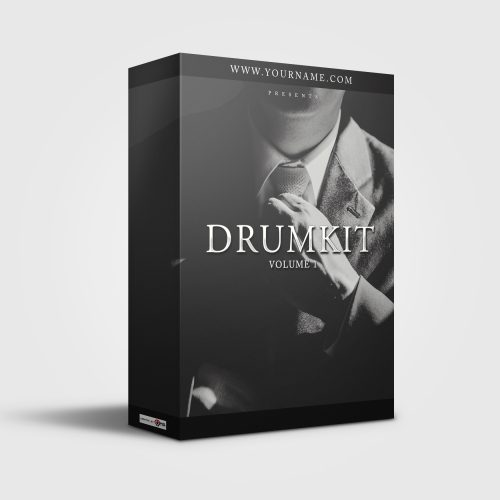 Premade Drumkit Box Design Business