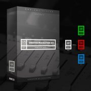 Creative Production Kit - Complete Bundle Volume 1 - Drumkit inlcuding Wavs, Loops and Midi Files