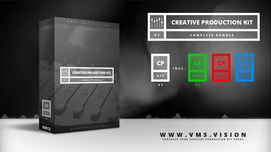 Creative Production Kit Bundle