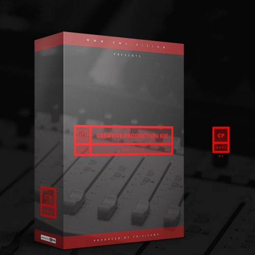 Creative Production Kit - Wav Files