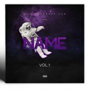 Space Premade Mixtape Cover Preview