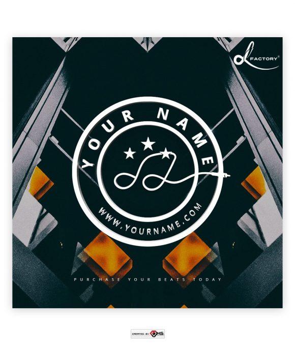 Premade Music Producer Logo Design #023