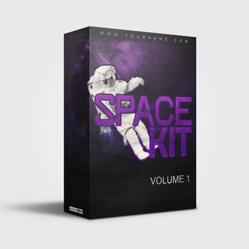Premade Drumkit Box Design Space