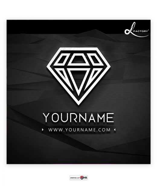 Premade Diamond Logo 025