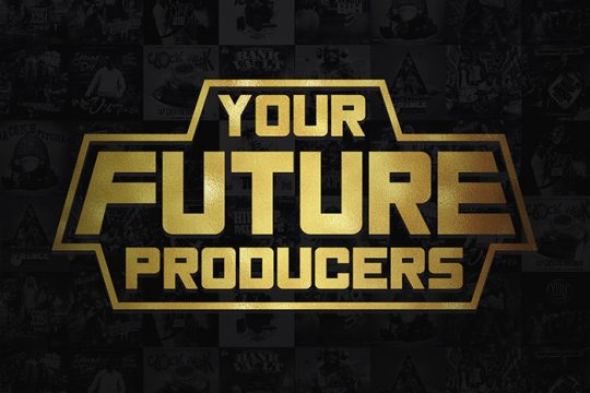 Your Future Producers Custom Logo Design