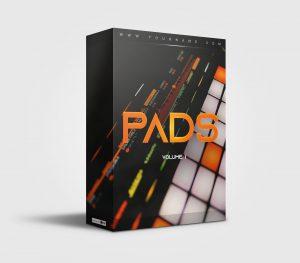 Premade Drumkit Box Design Pads