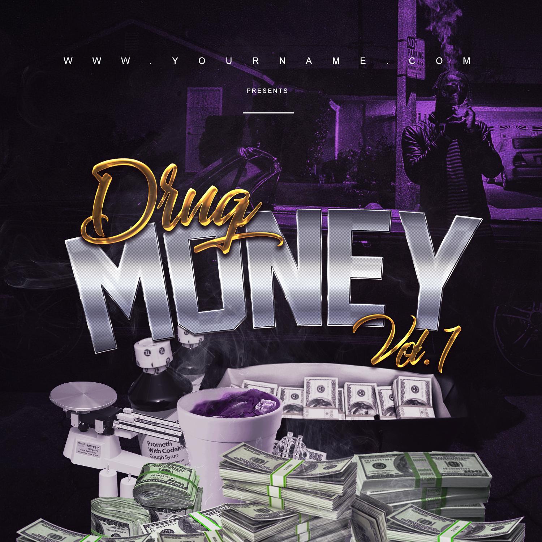 TrapMoney Mixtape Cover
