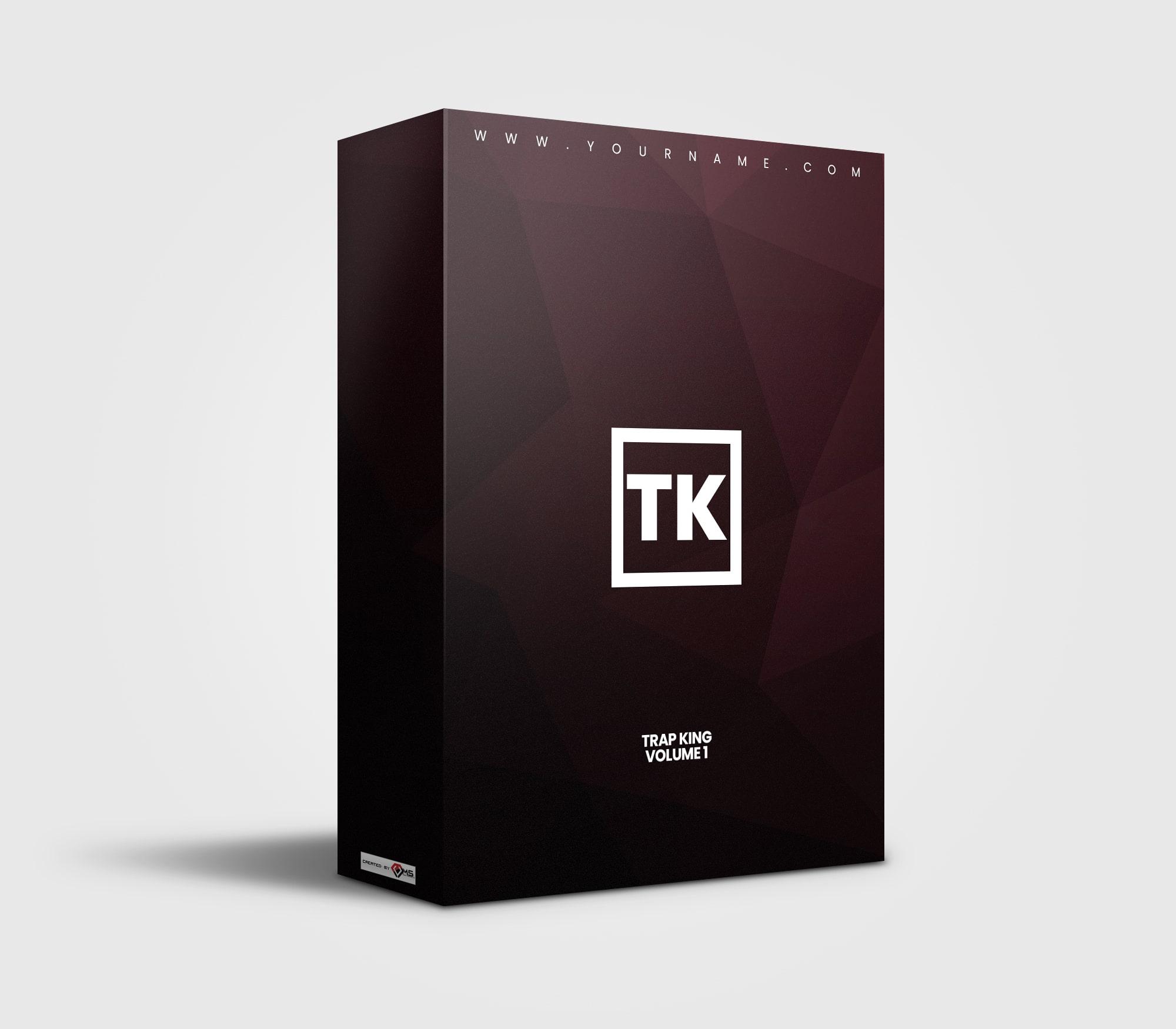 Premade DrumKit Trap King