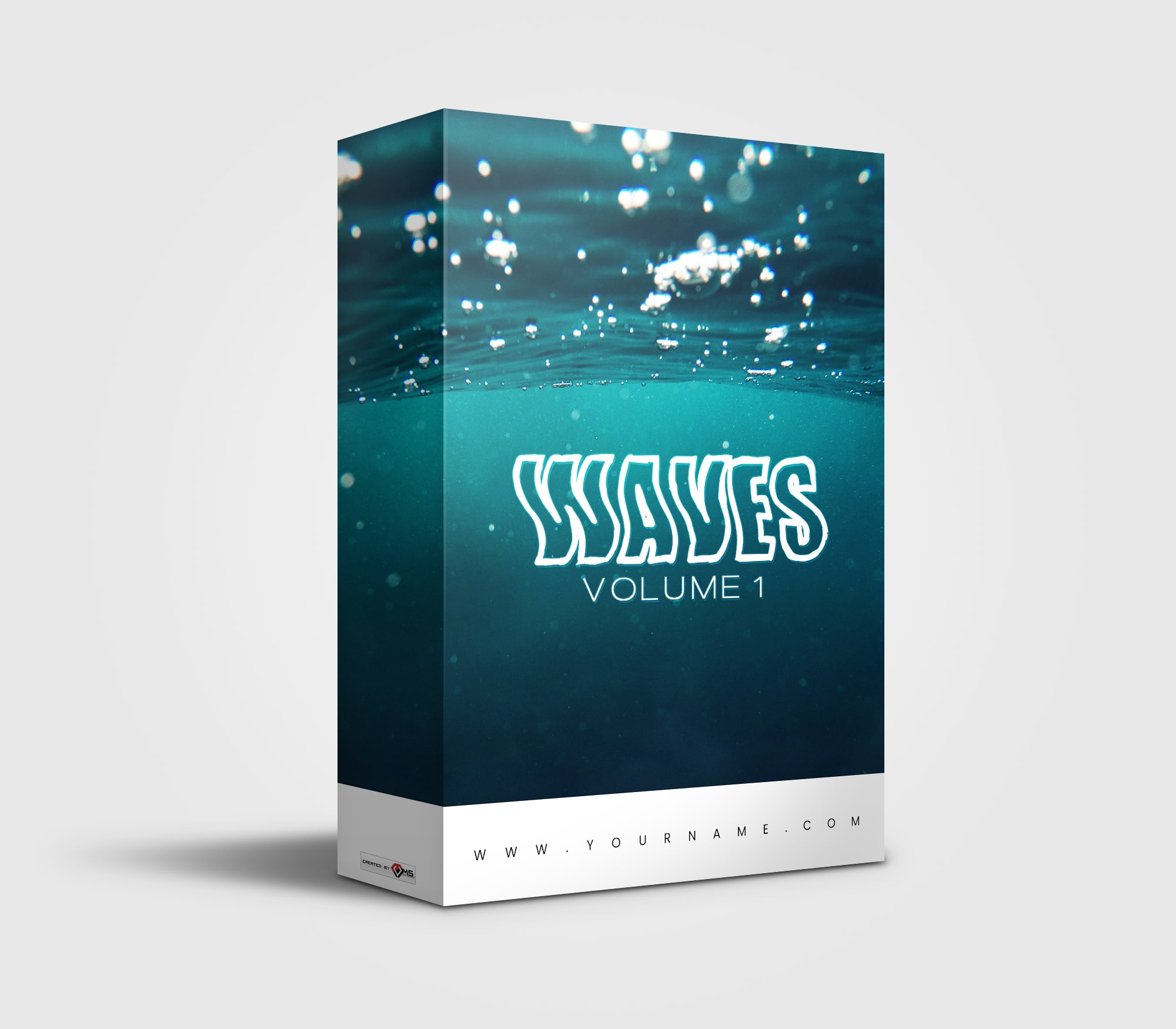 Premade DrumKit Waves