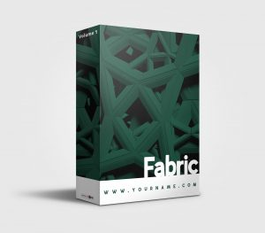 Premade DrumKit Fabric
