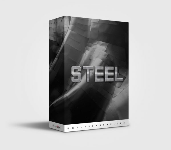 Premade Drumkit Steel