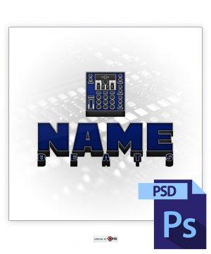 MPC Logo 026 PSD Template