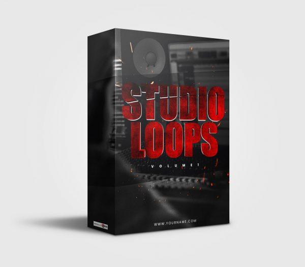 Premade Drumkit Studio Loops