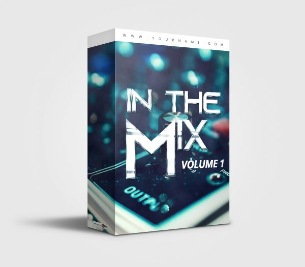 Premade Drumkit In the Mix