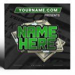 Get Money Premade Mixtape Cover