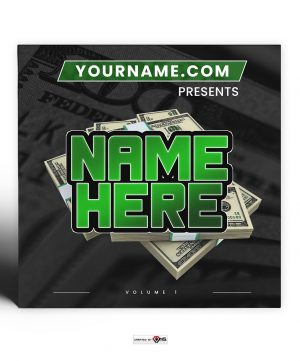 Get Money Premade Mixtape Cover