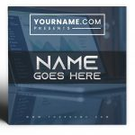 Online Business Premade Mixtape Cover