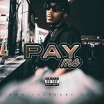 VMS - Pay Me - Free Mixtape Cover Template