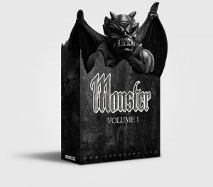 Premade Drumkit Monster