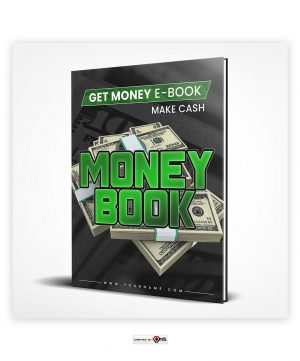 Premade Money Book E-Book Cover