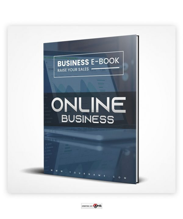 Premade Online Business E-Book Cover
