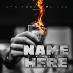 Cash-on-Fire-Premade-Mixtape-Cover-Front-min