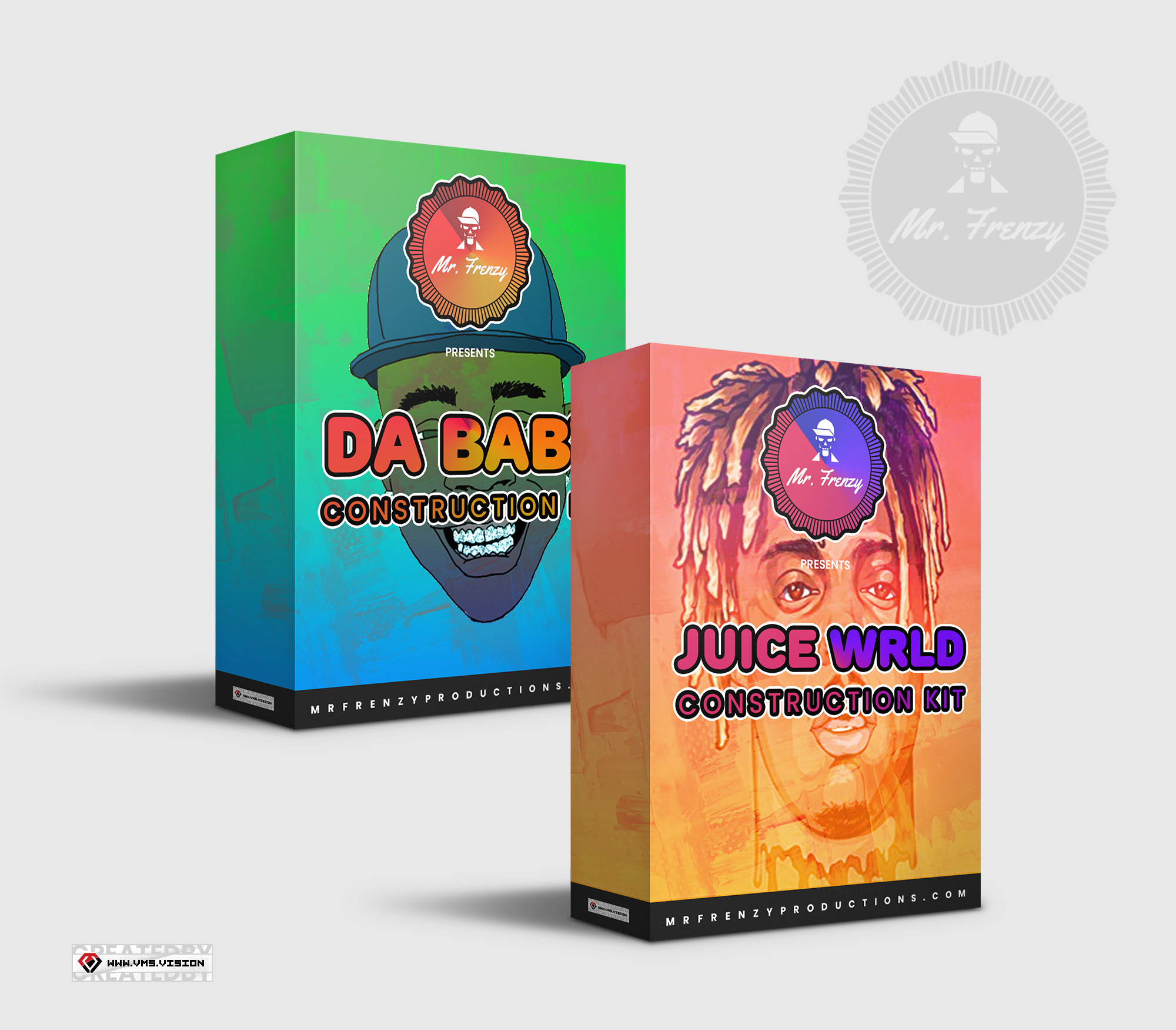 Mr Frenzy – Da Baby and Juice Wrld Construction Kits