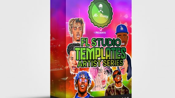 Mr Frenzy – FL Studio Templates Artist Series