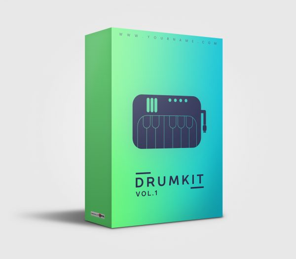 Premade Drumkit Mini Midi Keyboard