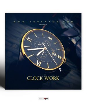 Clock Work Mixtape Cover
