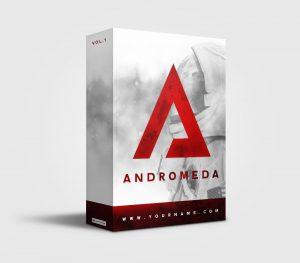 Premade Drumkit Andromeda Astronaut