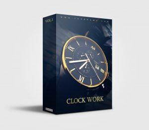 Premade Drumkit Clock Work