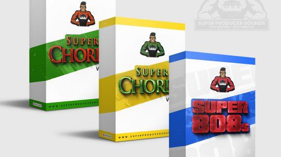 Super Producer Sounds – Super 808s & Super Chords