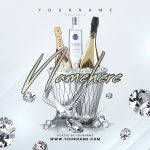 Diamonds Premade Mixtape Cover Front
