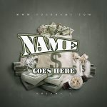 Money Stacks n Bags Premade Mixtape Cover Preview Front