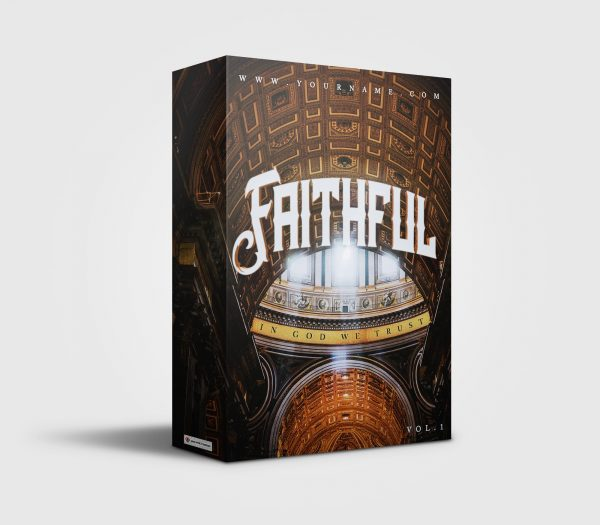 Faithful premade Drumkit Box Design
