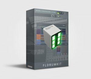 FL DrumKit premade Drumkit Box Design