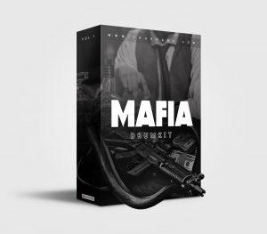 Mafia premade Drumkit Box Design