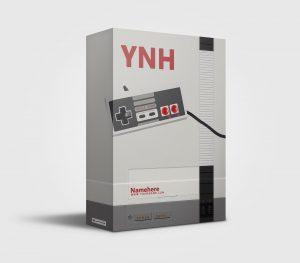 NES premade Drumkit Box Design