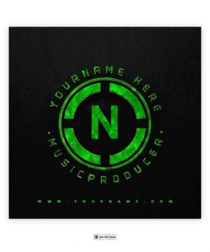 Premade Logo 035 Industrial Design
